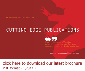 Cutting Edge Publications latest brochre - click here to download in PDF format